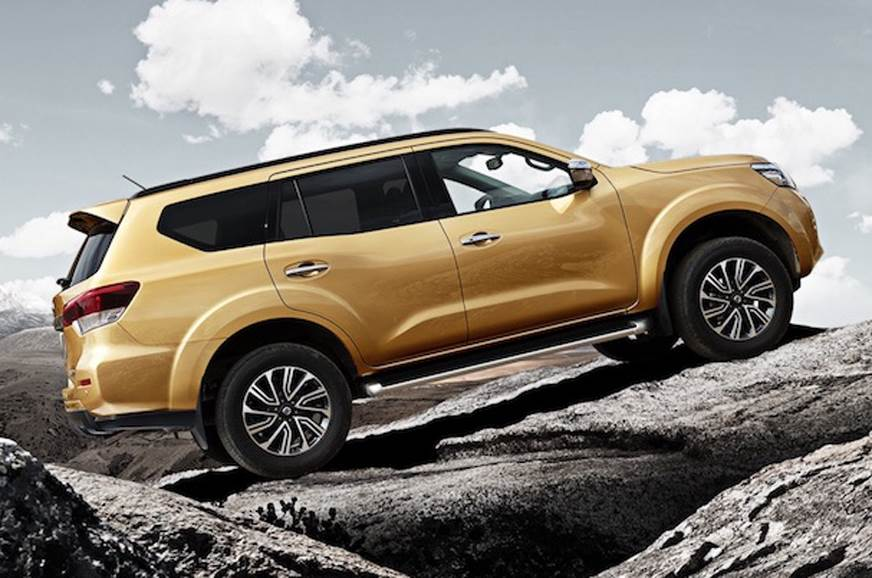 Nissan Terra details revealed of the seven seat SUV and ...