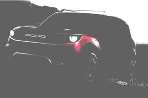 New Ford Bronco SUV teased