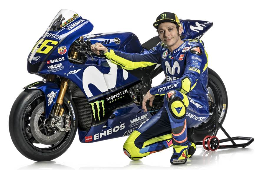 Rossi signs new two-year MotoGP deal with Yamaha