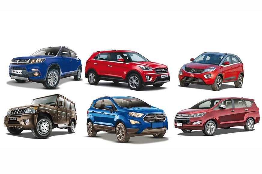 India SUV market: winners and losers