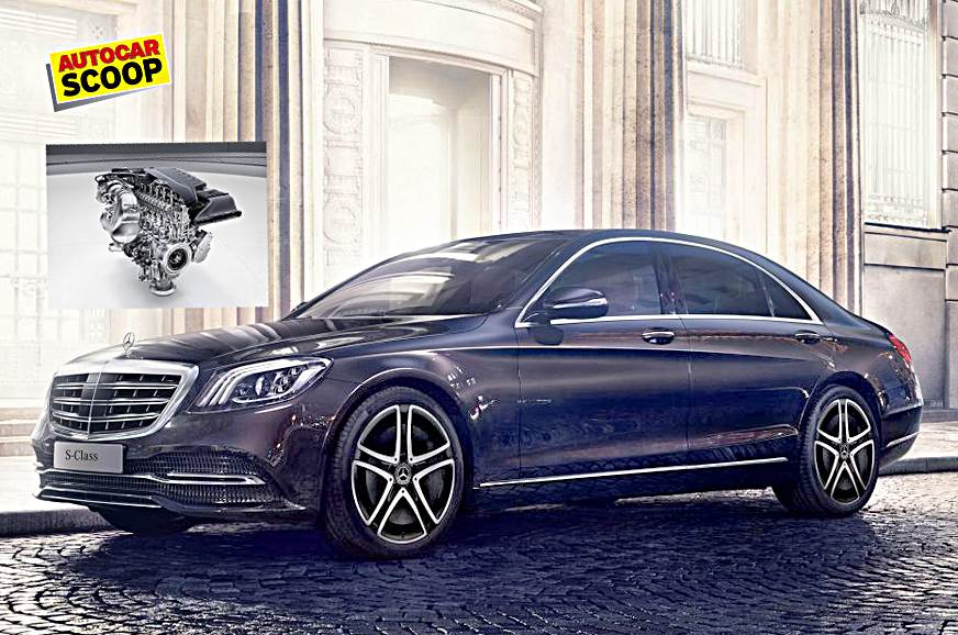 New-gen Mercedes petrol engines coming to India this year