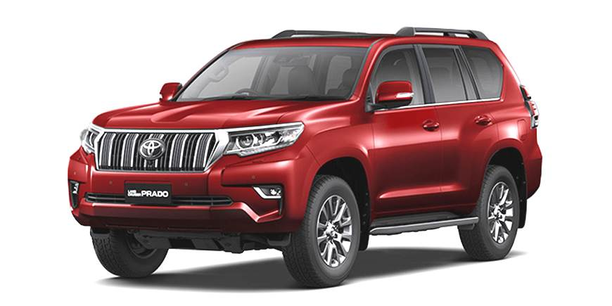 2018 Toyota Land Cruiser Prado facelift launched at Rs 92.6 lakh