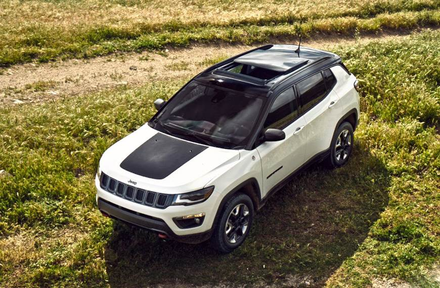 Jeep Compass Trailhawk India bookings open