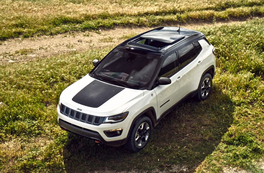 jeep compass trailhawk india bookings open expected price around rs 28 lakh on road autocar. Black Bedroom Furniture Sets. Home Design Ideas