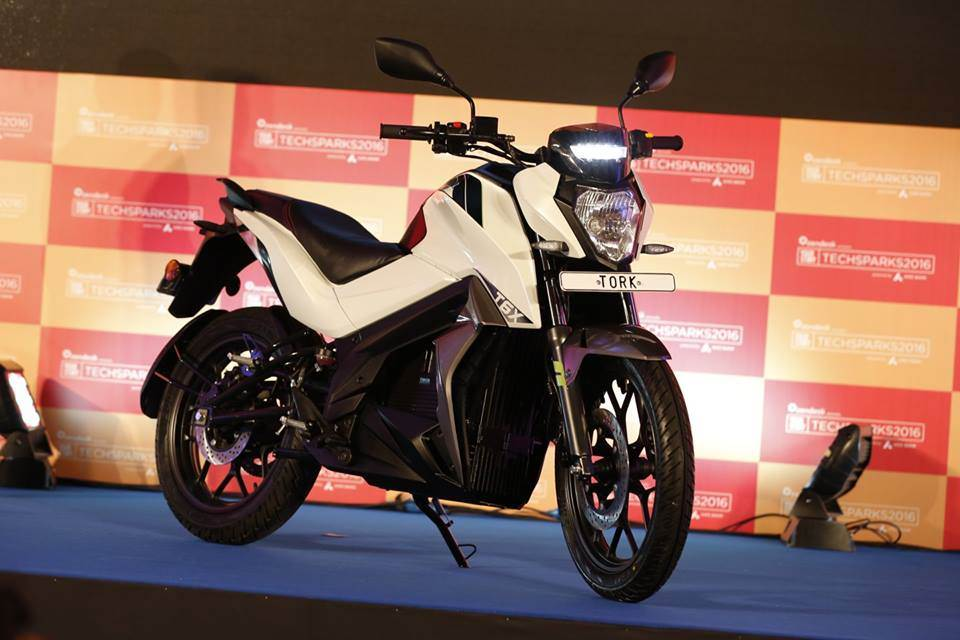 2018 The advent of Electric two-wheelers