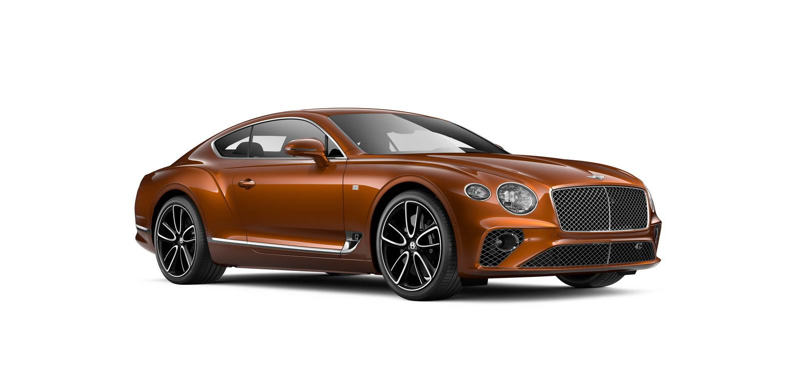 New Bentley Continental GT India launch on March 24, 2018