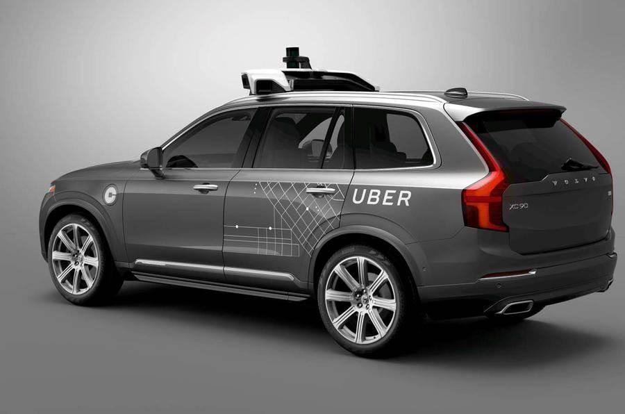 Pedestrian killed by autonomous car