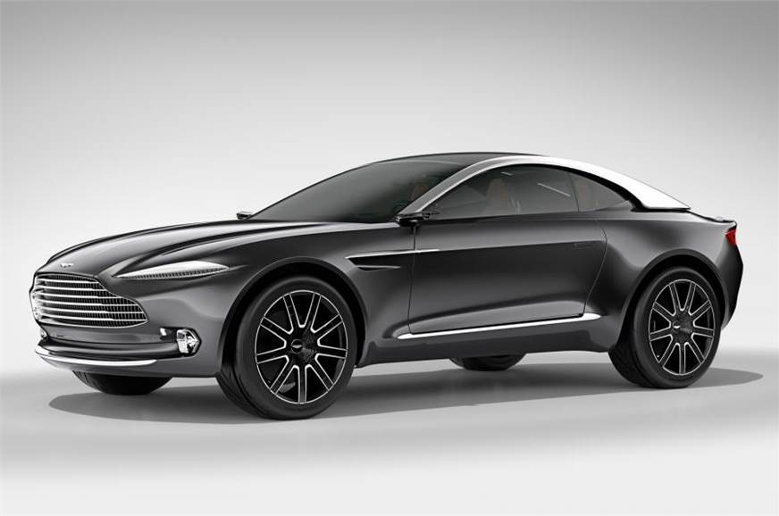 Aston Martin DBX SUV expected to be named Varekai