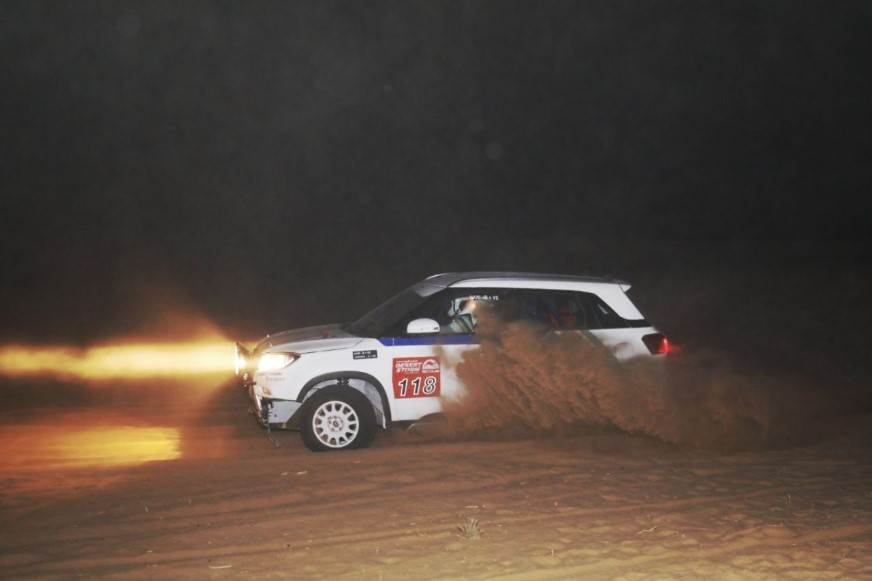 2018 Desert Storm Leg 1: Rana and Santosh lead respective categories