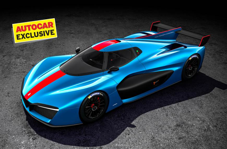 EXCLUSIVE! New Mahindra EV start-up to build Bugatti Chiron fighter