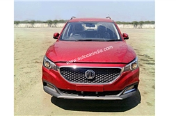 SAIC to introduce MG brand in India with ZS SUV