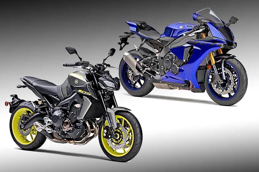 Yamaha YZF-R1, MT-09 receive price cuts