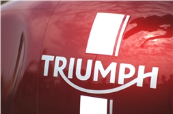 Triumph: CKD assembly is no longer incentivising in India