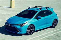 New Toyota Corolla hatchback revealed