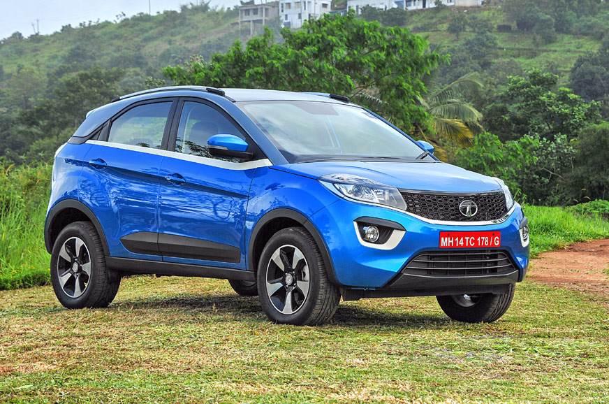 Tata Nexon Xz Coming Soon Autocar India