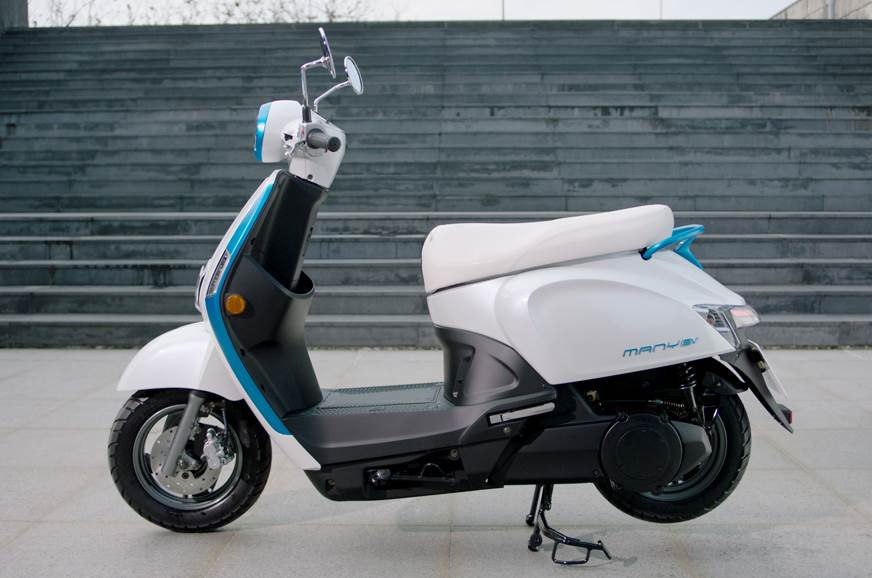 KYMCO Ionex electric scooter unveiled