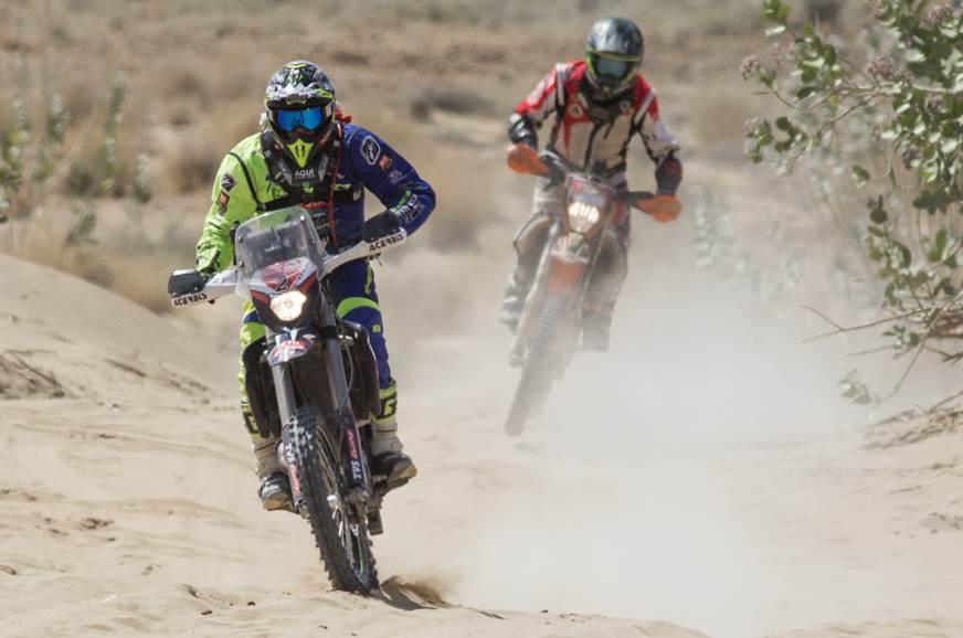 2018 Desert Storm: Aaron Mare conquers the dunes