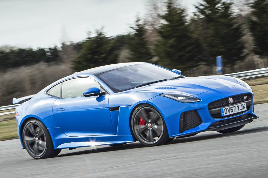 2018 Jaguar F-Type SVR review, test drive