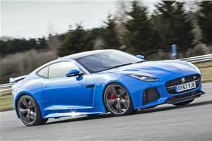 2018 Jaguar F-Type SVR review, test drive