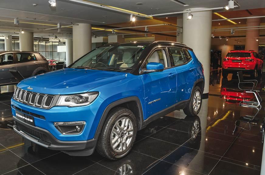 Jeep Compass sales cross 19,000 mark