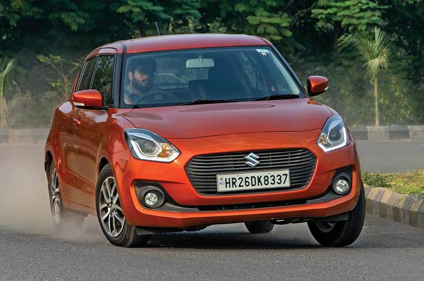 2018 Maruti Suzuki Swift review, road test