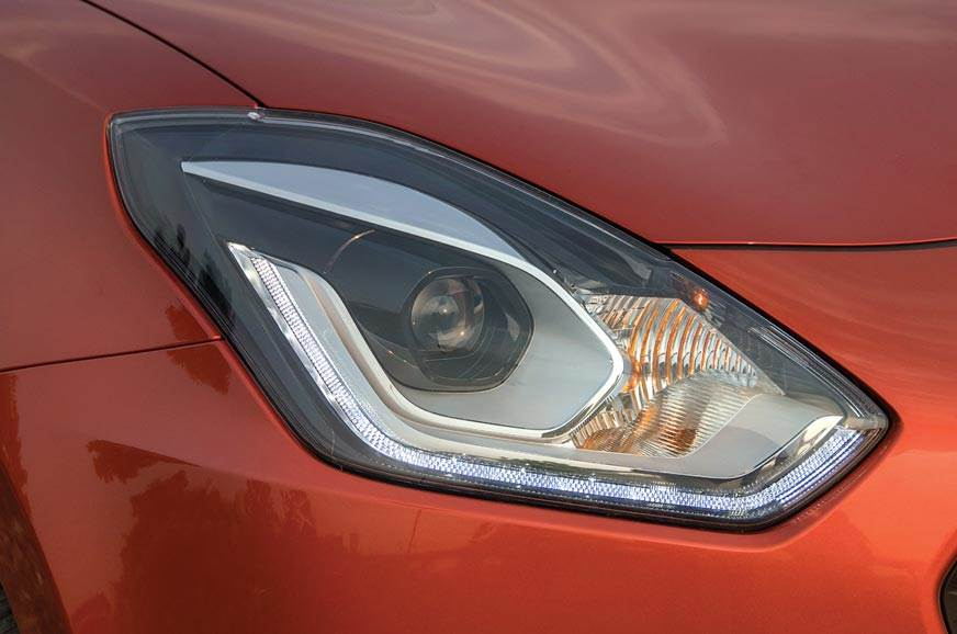 LED headlights on top-spec cars offer excellent illuminat...