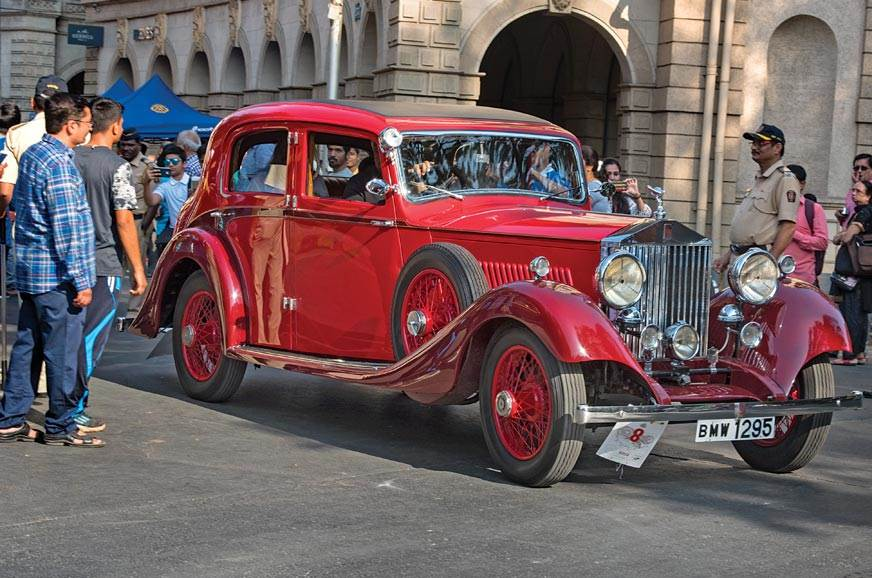Amal Tanna's prize-winning 1926 Rolls-Royce 20 HP with So...