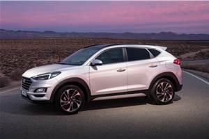 Hyundai Tucson facelift revealed