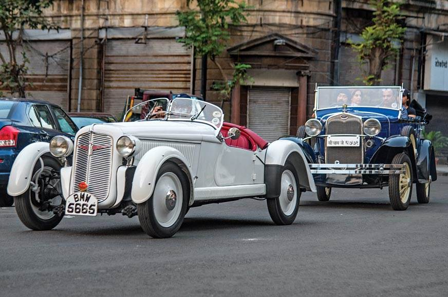 VCCCI vintage car rally to be flagged off in Pune on April 1, 2018