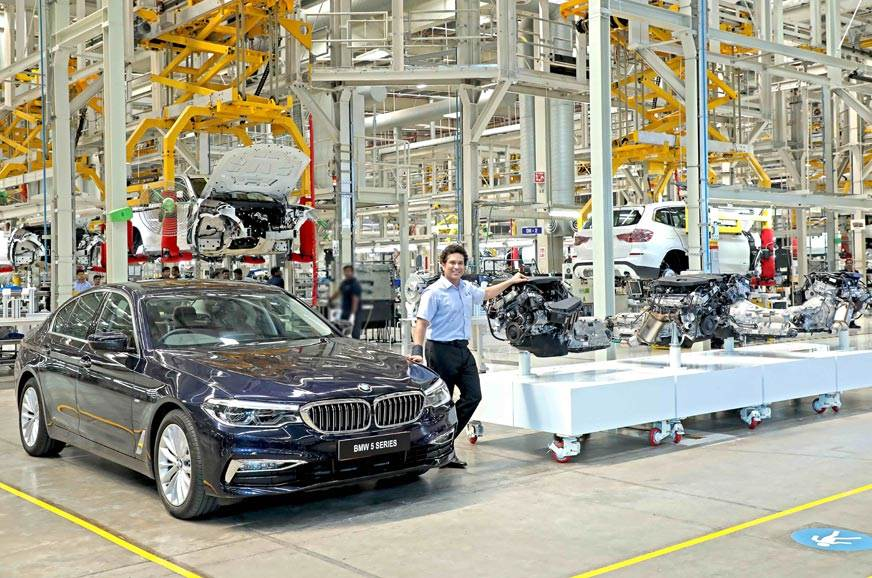 BMW to provide engines and transmissions to technical institutes