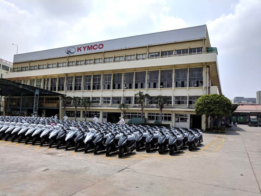 KYMCO to start selling scooters in India by 2021