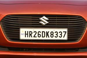 New cars to roll out soon with factory-fitted number plates