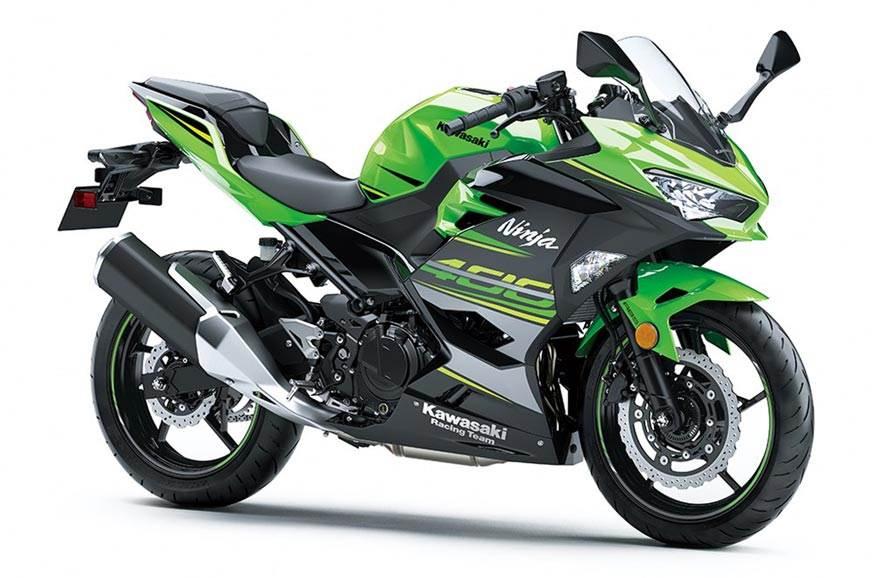 2018 Kawasaki Ninja 400 launched at Rs 4.69 lakh