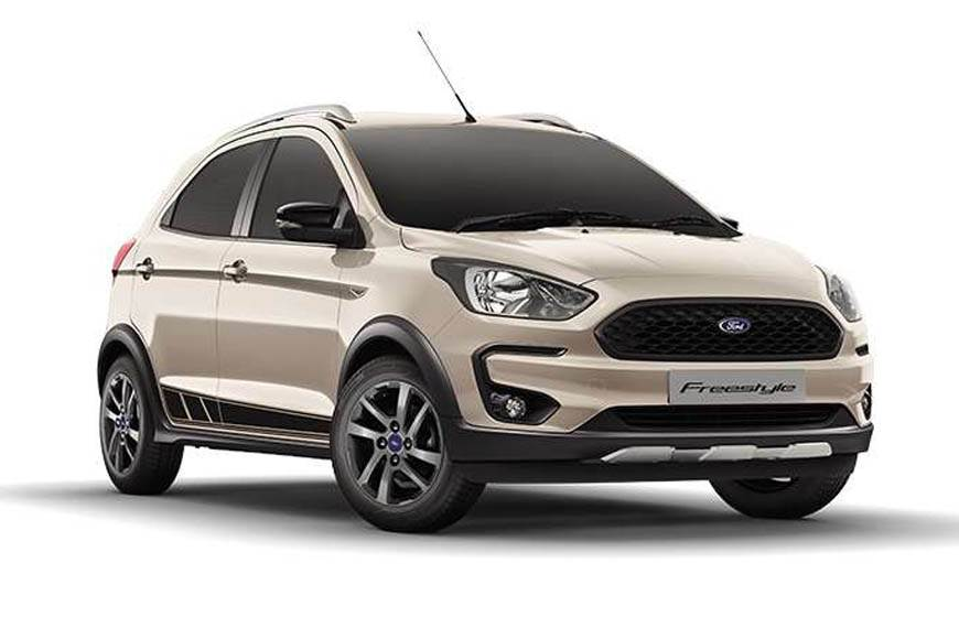 India-spec Ford Freestyle variants explained