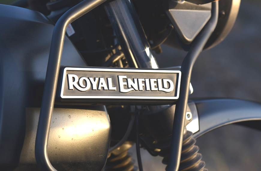 Royal Enfield plans Rs 800 crore investment