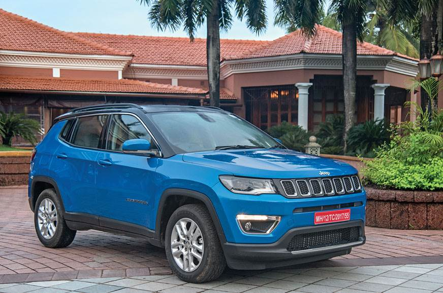 Jeep announces attractive offers on its Compass 4x4