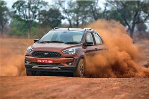 2018 Ford Freestyle review, test drive