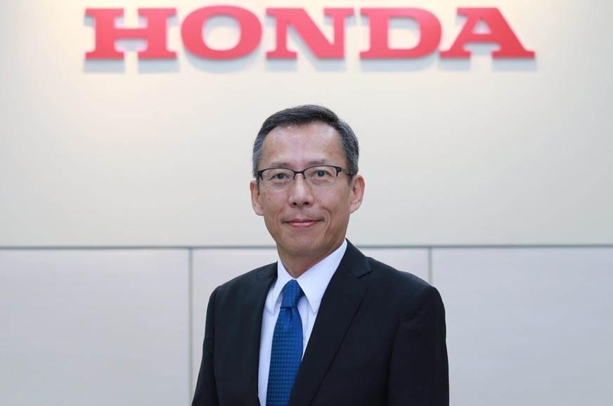 Gaku Nakanishi to head Honda Cars India