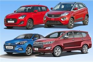 Carmakers end FY2018 on a strong note