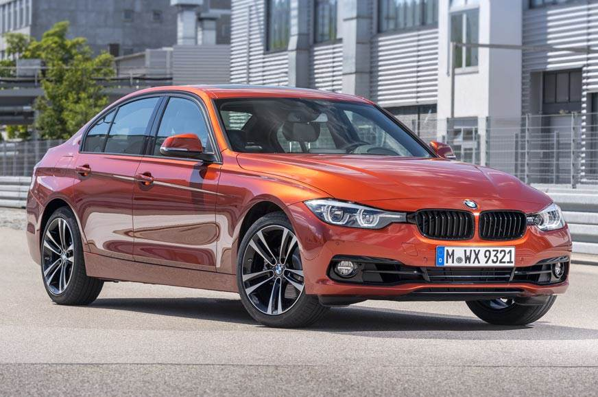 BMW 3-series Shadow Edition launched at Rs 41.40 lakh