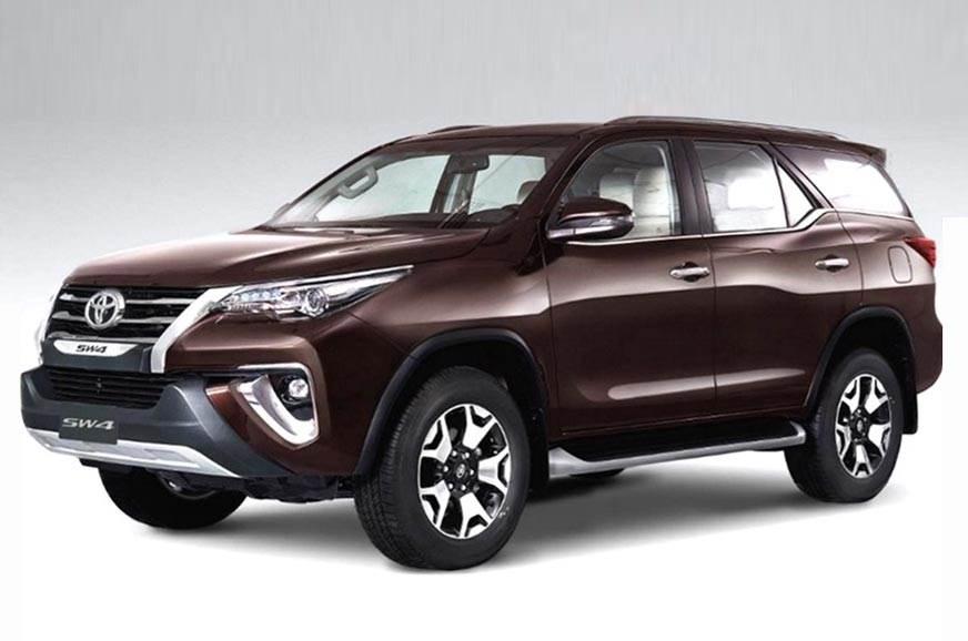 Toyota Fortuner Diamond edition unveiled