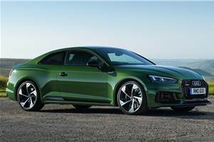 Audi RS5 India launch on April 11