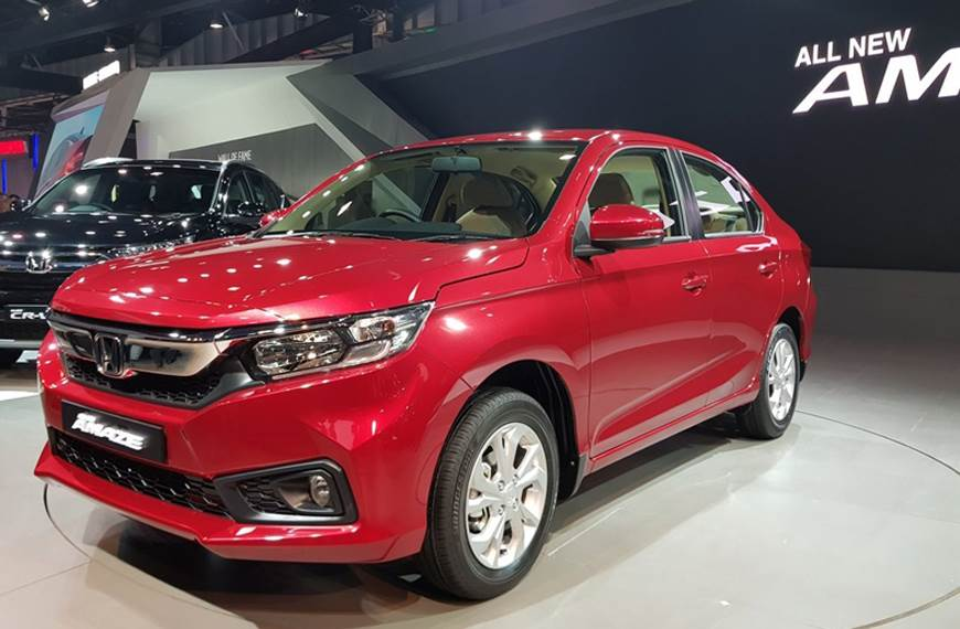 New Honda Amaze to get four powertrain options