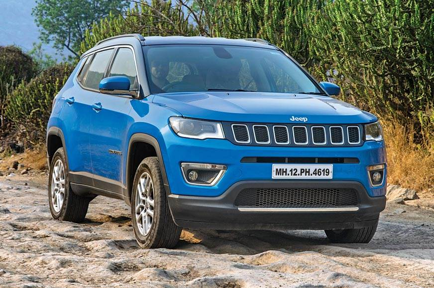 2018 Jeep Compass long term review, first report