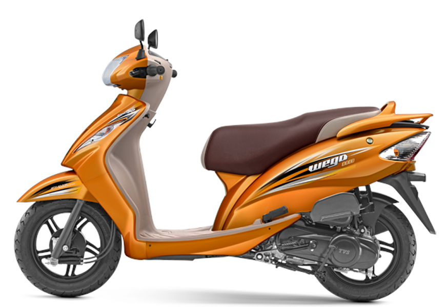 TVS Wego prices dropped by Rs 2,000
