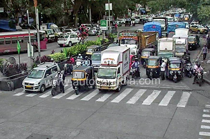 How an e-challan is generated 1: A larger image captures ...