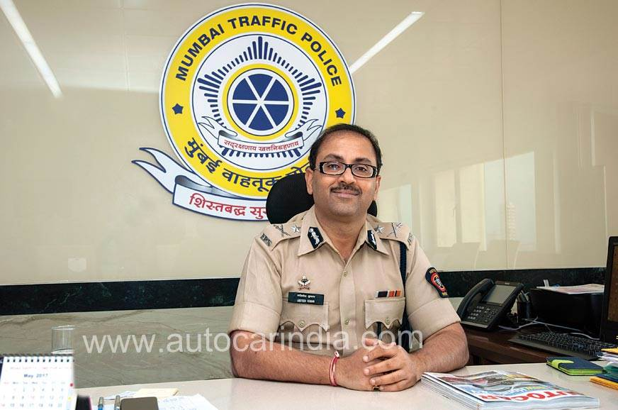 In conversation with Amitesh Kumar, Joint Commissioner of...