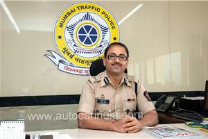 In conversation with Amitesh Kumar, Joint Commissioner of Police (Traffic)