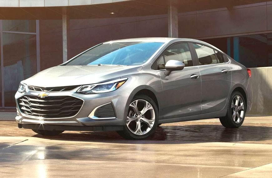 Chevrolet Cruze facelift revealed