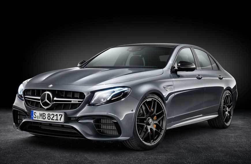 Mercedes-AMG E63 S 4Matic+ India launch on May 4